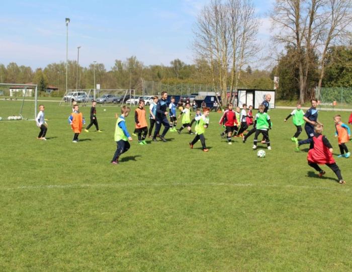 Fußballschule SMÜ