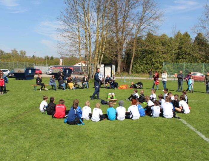 Fußballschule Schwabmünchen, Ostercamp