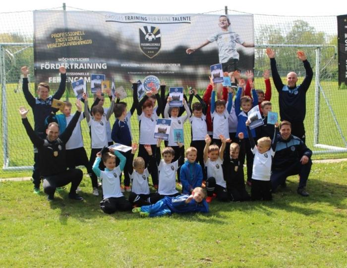 Feriencamp der Fußballschule Schwabmünchen